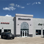 Moosomin will soon be the home of a new Chrysler dealership
