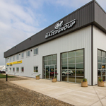 Mazergroup builds new dealership in Moosomin