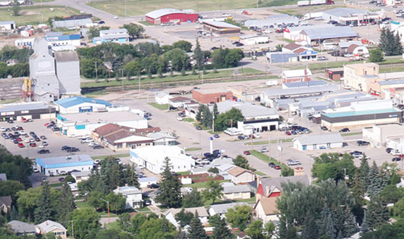 Town of Moosomin welcomes new business